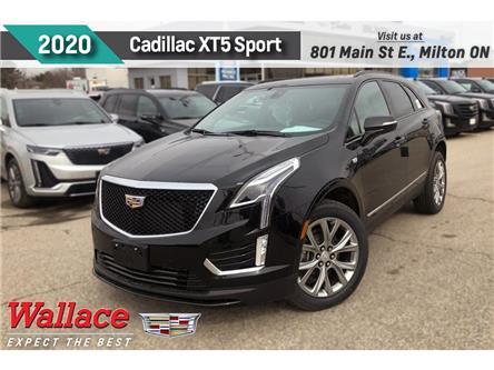 2020 Cadillac XT5 Sport (Stk: 182974) in Milton - Image 1 of 14