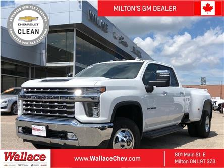 2020 Chevrolet Silverado 3500HD LTZ (Stk: 250523) in Milton - Image 1 of 15