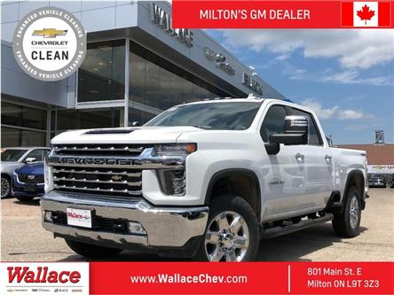 2020 Chevrolet Silverado 2500HD LTZ (Stk: 199241) in Milton - Image 1 of 15