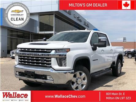 2020 Chevrolet Silverado 2500HD LTZ (Stk: 254616) in Milton - Image 1 of 15