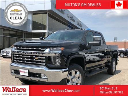 2020 Chevrolet Silverado 2500HD LTZ (Stk: 254691) in Milton - Image 1 of 15