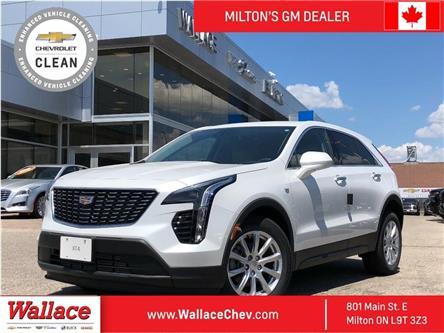 2020 Cadillac XT4 Luxury (Stk: 095875) in Milton - Image 1 of 15