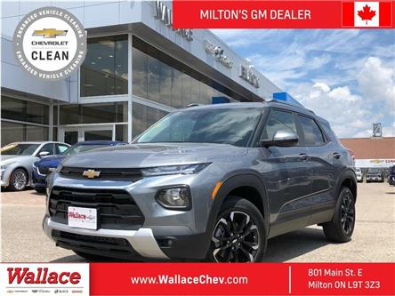 2021 Chevrolet TrailBlazer LT (Stk: 003629) in Milton - Image 1 of 15