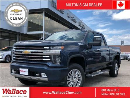 2020 Chevrolet Silverado 2500HD High Country (Stk: 262164) in Milton - Image 1 of 15