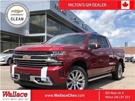 2020 Chevrolet Silverado 1500 High Country (Stk: 297922) in Milton - Image 1 of 15