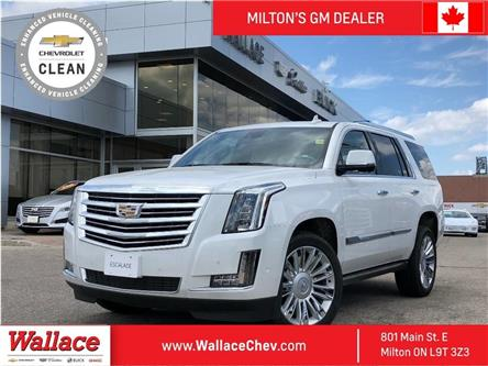 2020 Cadillac Escalade Platinum (Stk: 241243) in Milton - Image 1 of 15