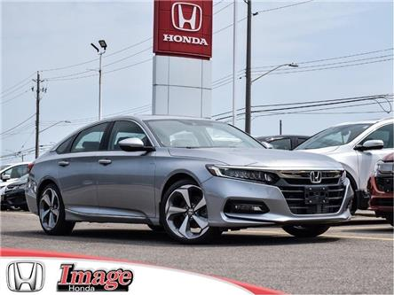 2020 Honda Accord Touring 1.5T (Stk: 10A493) in Hamilton - Image 1 of 24