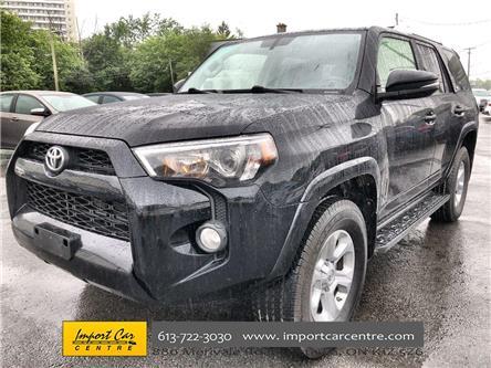 2017 Toyota 4Runner SR5 (Stk: 417517) in Ottawa - Image 1 of 25
