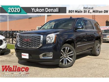 2020 GMC Yukon Denali Ultimate I DEMO I CORSA I COLD AIR INT (Stk: 165436D) in Milton - Image 1 of 15