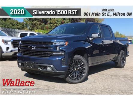 2020 Chevrolet Silverado 1500 RST (Stk: LZ133932 | DEMO) in Milton - Image 1 of 15