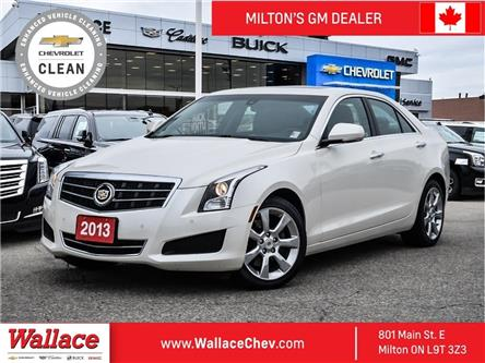 2013 Cadillac ATS 3.6 V6 | AWD | NAVI | LEATHER | SUNROOF (Stk: PL5296) in Milton - Image 1 of 30
