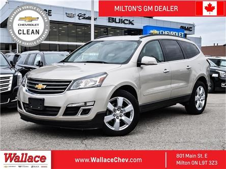 2016 Chevrolet Traverse AWD 4dr LT w-1LT (Stk: 219471A) in Milton - Image 1 of 25