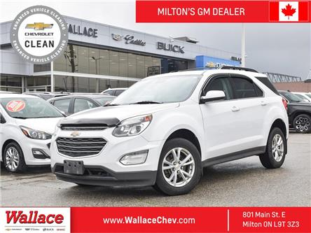 2016 Chevrolet Equinox AWD 4dr LT I ROOF I Backup Cam I Htd Sts (Stk: 240601A) in Milton - Image 1 of 22