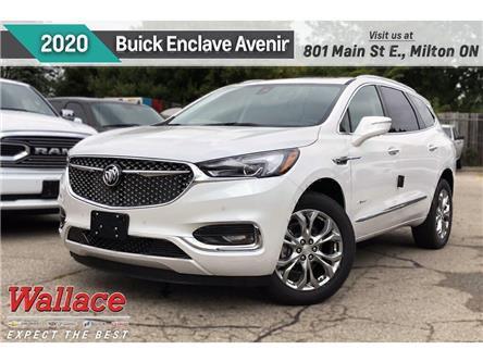 2020 Buick Enclave Avenir I DEMO I TECH PKG. I HD TOW PKG (Stk: 139531D) in Milton - Image 1 of 14