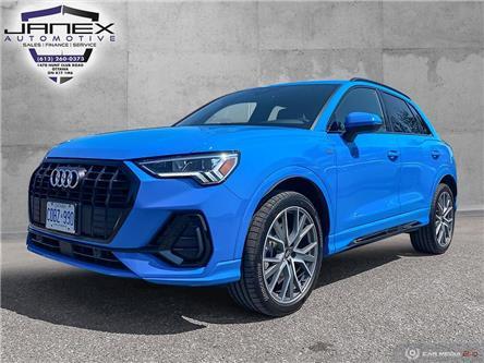 2020 Audi Q3 45 Technik (Stk: 20195) in Ottawa - Image 1 of 30