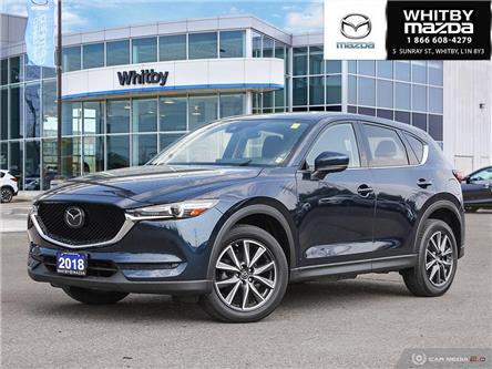 2018 Mazda CX-5 GT (Stk: 190717A) in Whitby - Image 1 of 27