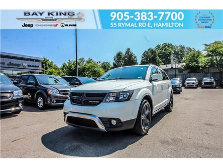 2019 Dodge Journey Crossroad (Stk: 7076R) in Hamilton - Image 1 of 28