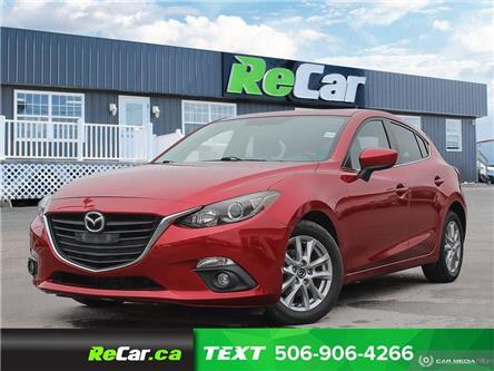 2014 Mazda Mazda3 Sport GS-SKY (Stk: 200769A) in Saint John - Image 1 of 23