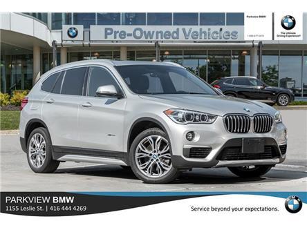 2017 BMW X1 xDrive28i (Stk: PP9081A) in Toronto - Image 1 of 21