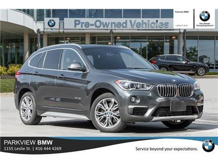2017 BMW X1 xDrive28i (Stk: PP9081AA) in Toronto - Image 1 of 21