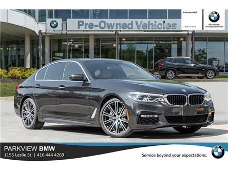 2017 BMW 540i xDrive (Stk: PP9166) in Toronto - Image 1 of 22