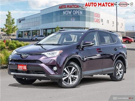 2018 Toyota RAV4  (Stk: U9553) in Barrie - Image 1 of 27