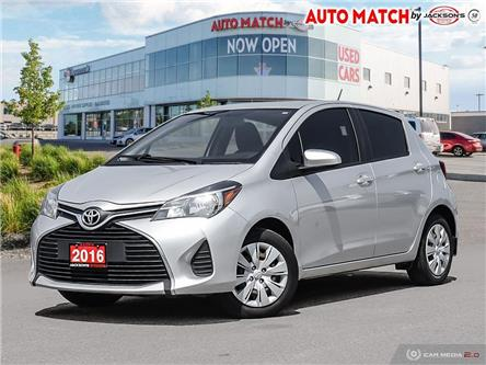 2016 Toyota Yaris  (Stk: U5261B) in Barrie - Image 1 of 24