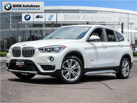 2017 BMW X1 xDrive28i (Stk: P9519) in Thornhill - Image 1 of 28