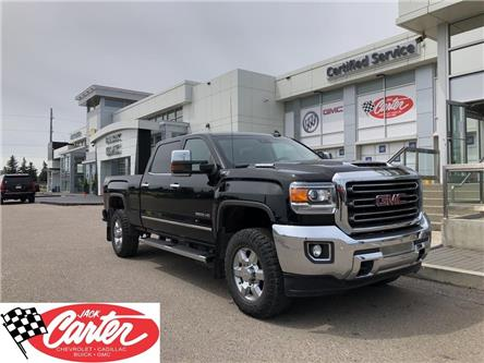 2018 GMC Sierra 3500HD SLT (Stk: 77500L) in Calgary - Image 1 of 10