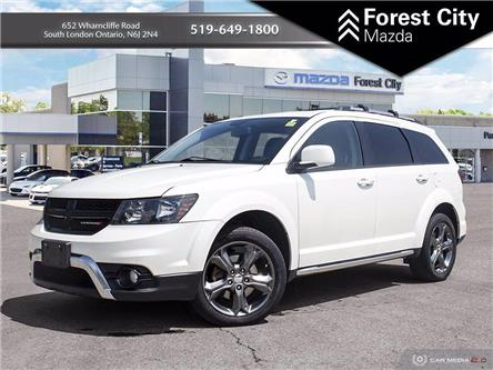 2015 Dodge Journey Crossroad (Stk: 20C96769A) in London - Image 1 of 7