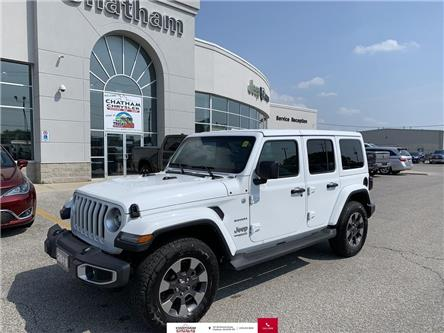 2018 Jeep Wrangler Unlimited  (Stk: U04629) in Chatham - Image 1 of 30