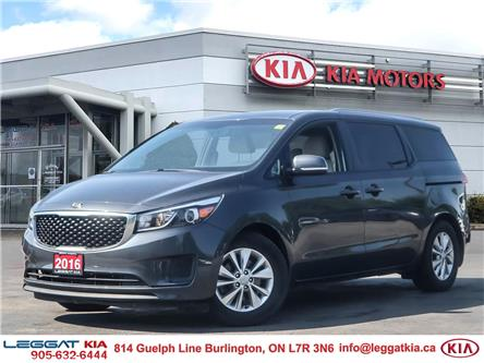 2016 Kia Sedona  (Stk: 2A8030A) in Burlington - Image 1 of 29