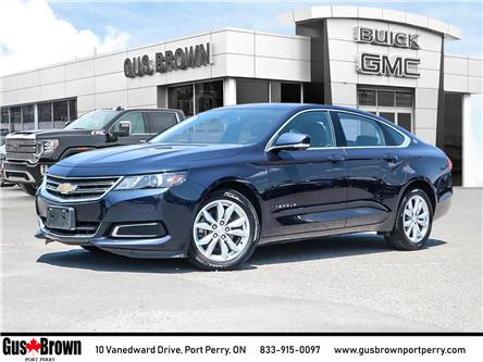 2017 Chevrolet Impala 1LT (Stk: 198325U) in PORT PERRY - Image 1 of 27