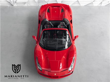 2018 Ferrari 488 Spider Base (Stk: ) in Woodbridge - Image 1 of 50