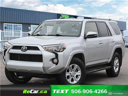 2019 Toyota 4Runner SR5 (Stk: 200764A) in Fredericton - Image 1 of 23