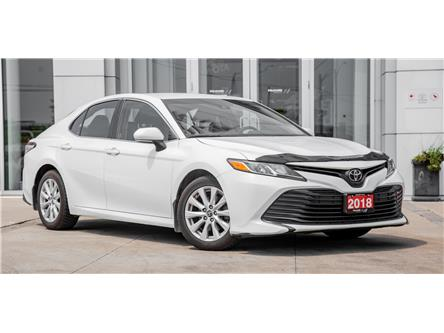 2018 Toyota Camry LE (Stk: 029844T) in Brampton - Image 1 of 25