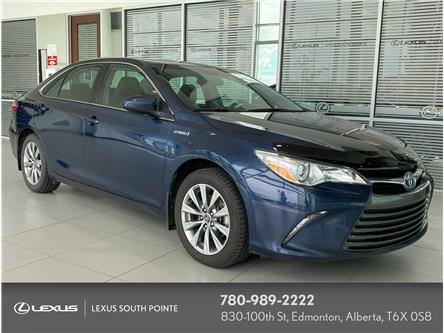 2015 Toyota Camry Hybrid XLE (Stk: LL00487A) in Edmonton - Image 1 of 20