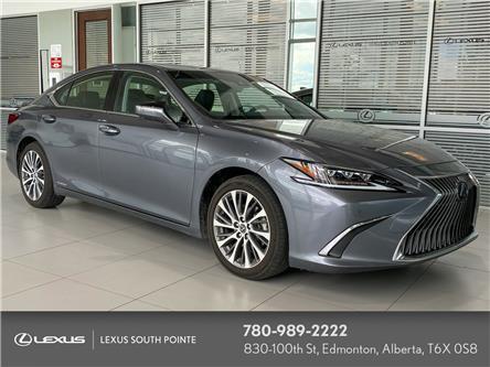 2019 Lexus ES 300h Base (Stk: L900585A) in Edmonton - Image 1 of 20