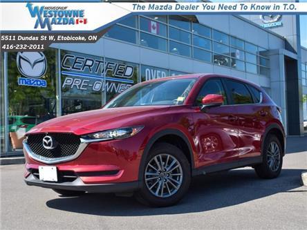2018 Mazda CX-5 GS (Stk: P4153) in Etobicoke - Image 1 of 24