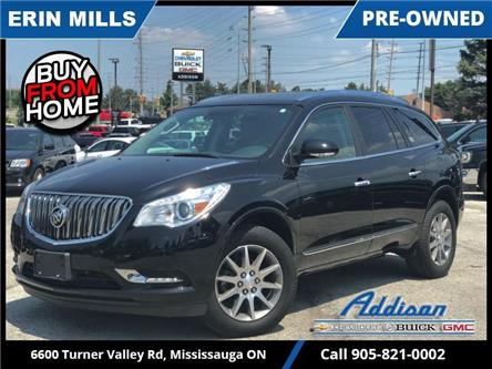 2017 Buick Enclave Leather (Stk: UM27601) in Mississauga - Image 1 of 21