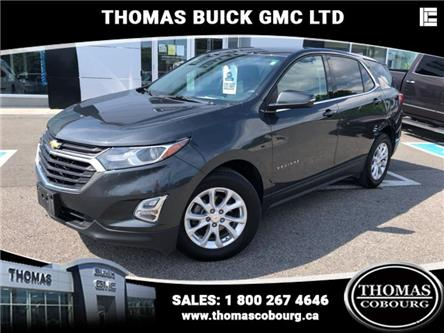 2018 Chevrolet Equinox 1LT (Stk: UT84593) in Cobourg - Image 1 of 25