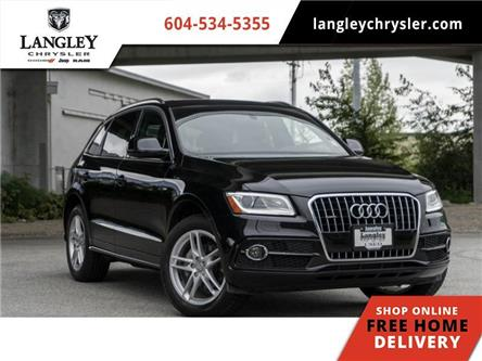 2016 Audi Q5 2.0T Progressiv (Stk: LC0293A) in Surrey - Image 1 of 22