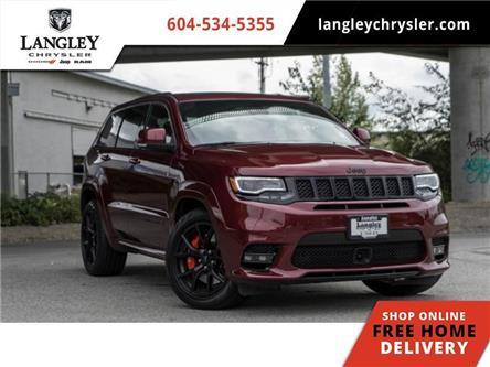 2018 Jeep Grand Cherokee SRT (Stk: LC0400) in Surrey - Image 1 of 29