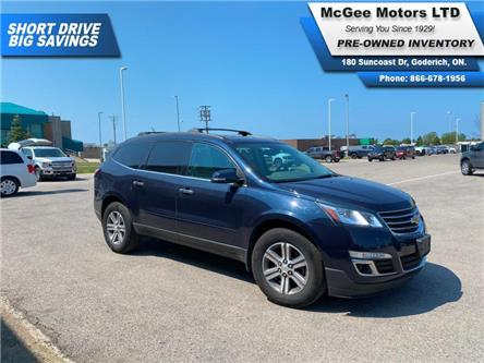 2016 Chevrolet Traverse 2LT (Stk: 220295) in Goderich - Image 1 of 30