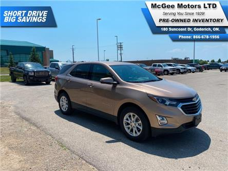 2018 Chevrolet Equinox LT (Stk: 180342) in Goderich - Image 1 of 29