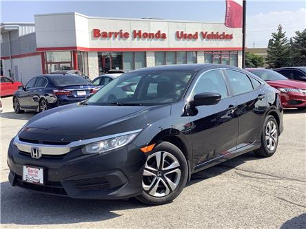 2016 Honda Civic LX (Stk: U16463) in Barrie - Image 1 of 23