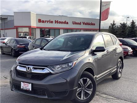 2018 Honda CR-V LX (Stk: U18605) in Barrie - Image 1 of 25