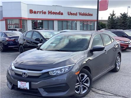 2017 Honda Civic LX (Stk: U17218) in Barrie - Image 1 of 26