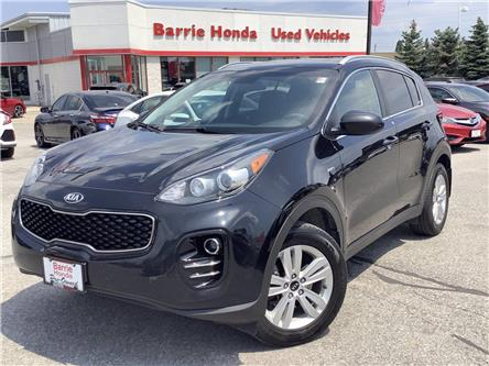 2018 Kia Sportage LX (Stk: U18142) in Barrie - Image 1 of 28