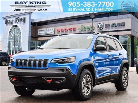 2020 Jeep Cherokee Trailhawk (Stk: 207534) in Hamilton - Image 1 of 29